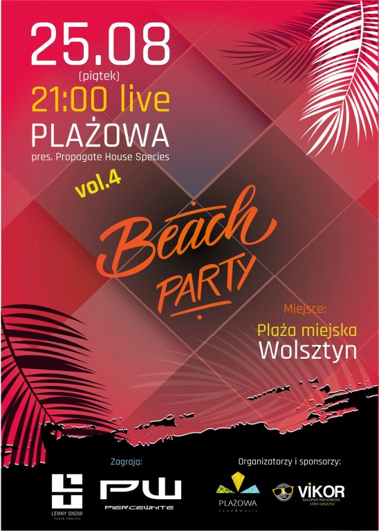 Beach Party vol. 4